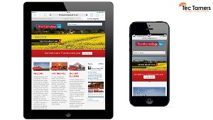 Mobile Friendly website design Norfolk